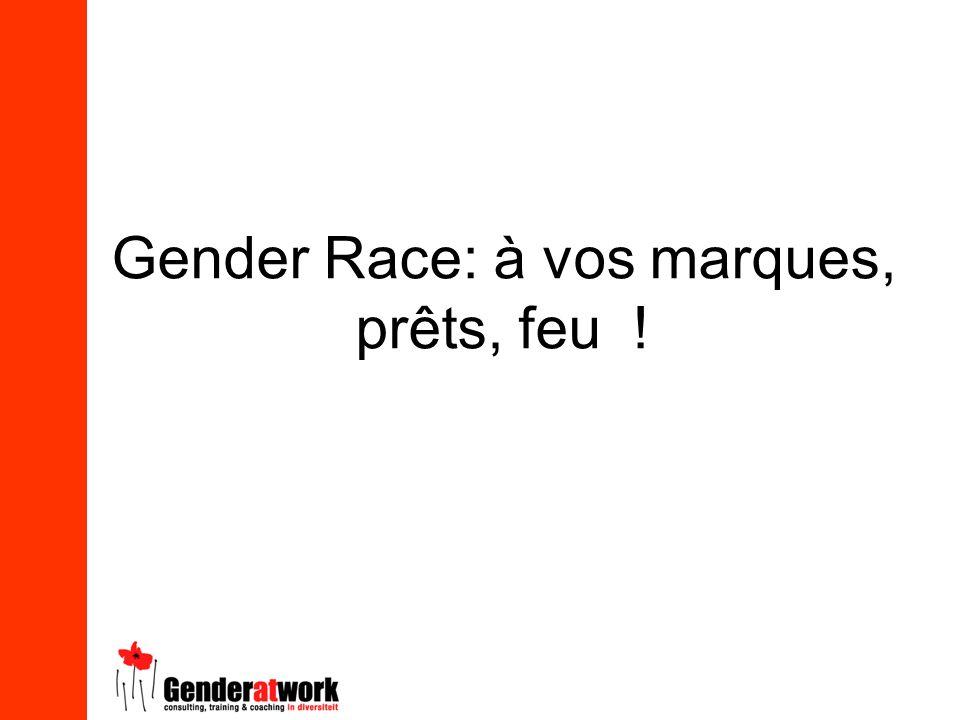 Gender Race: à vos marques, prêts, feu !