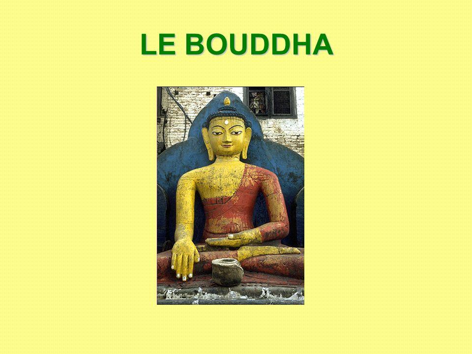 Lexpérience du Bouddha Naissance, vers 560 avant JC, du prince Siddharta Gautama à Kapilavastu (Nord de lInde).