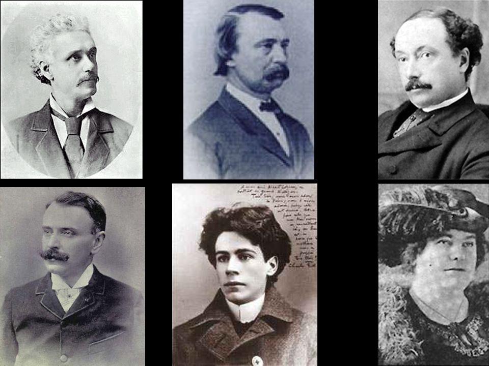 Les Rouges, héritiers des Patriotes (1850-1870) Poursuivent la lutte pour la liberté et lindépendance Menacent lÉglise Excommuniés et persécutés, ils sont bannis de la nation