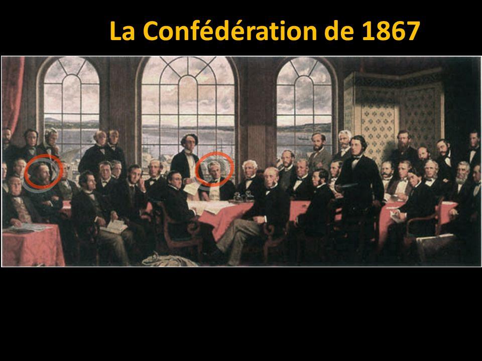 La Confédération de 1867