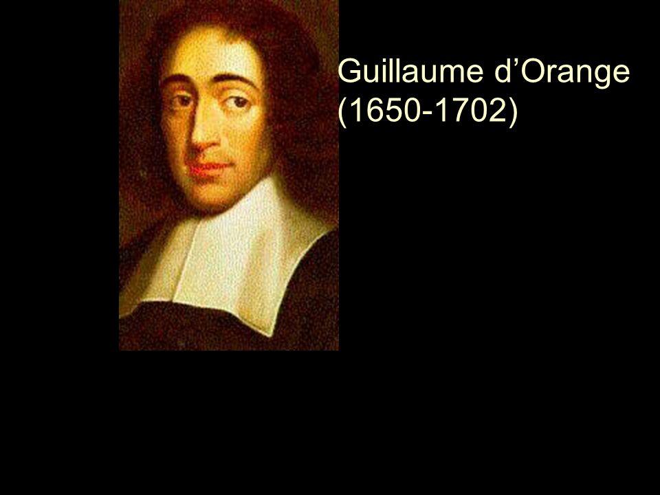 Guillaume dOrange (1650-1702)