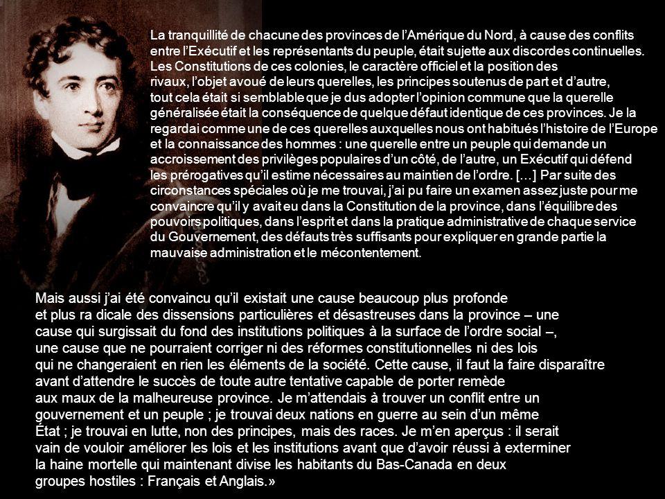 Le Québec conservateur 1850-1900