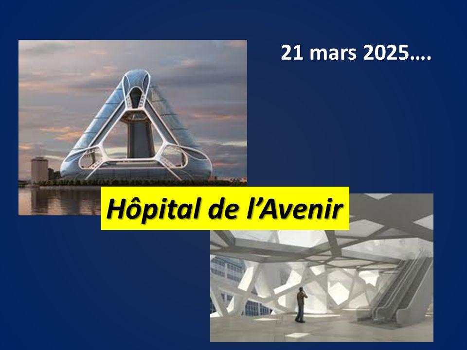 21 mars 2025…. Hôpital de lAvenir