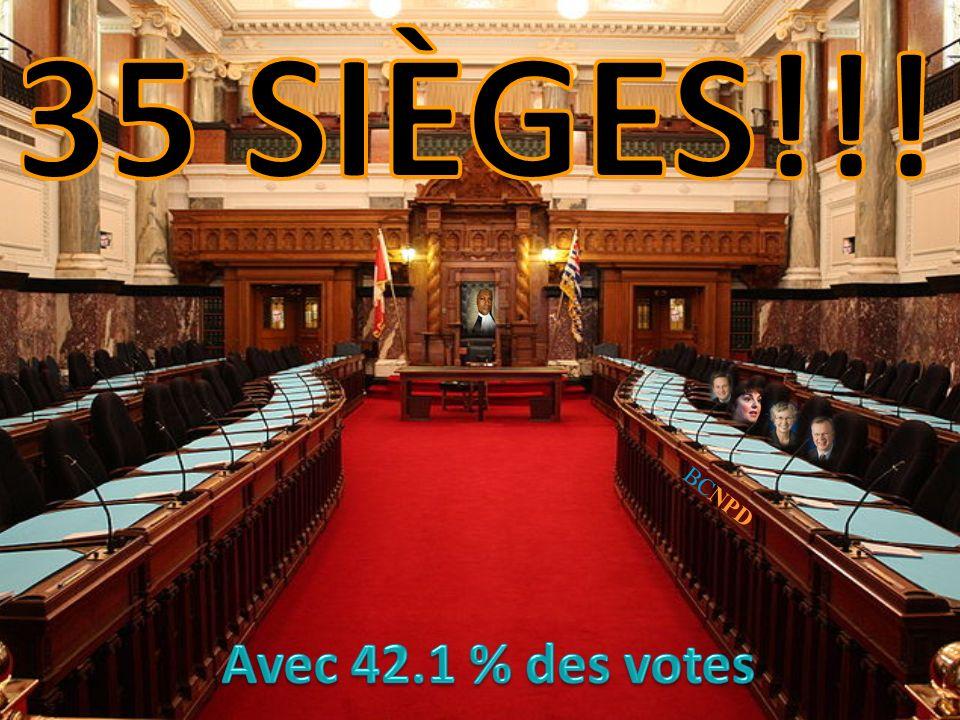 27 sièges 29 sièges 33 sièges 35 sièges