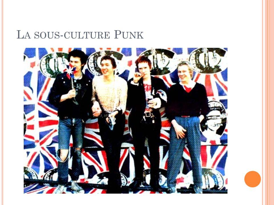 L A SOUS - CULTURE P UNK