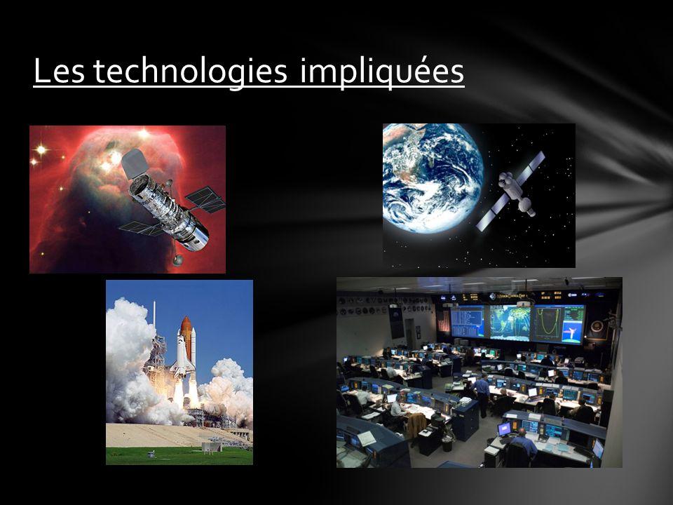 Les technologies impliquées