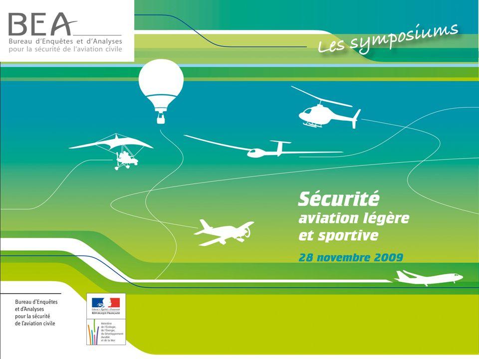 Préparation des vols Conséquences sur le niveau de sécurité Nicolas MARCOU Chef de la division « Aviation générale »