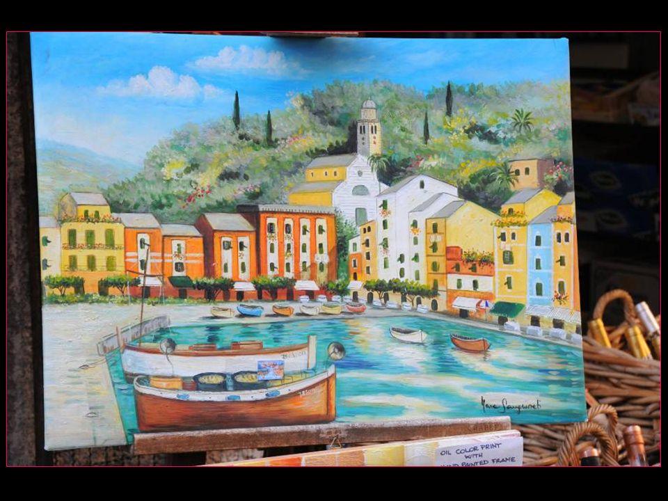 Portofino a aussi été rendu célèbre par la chanson de Dalida Love in Portofino