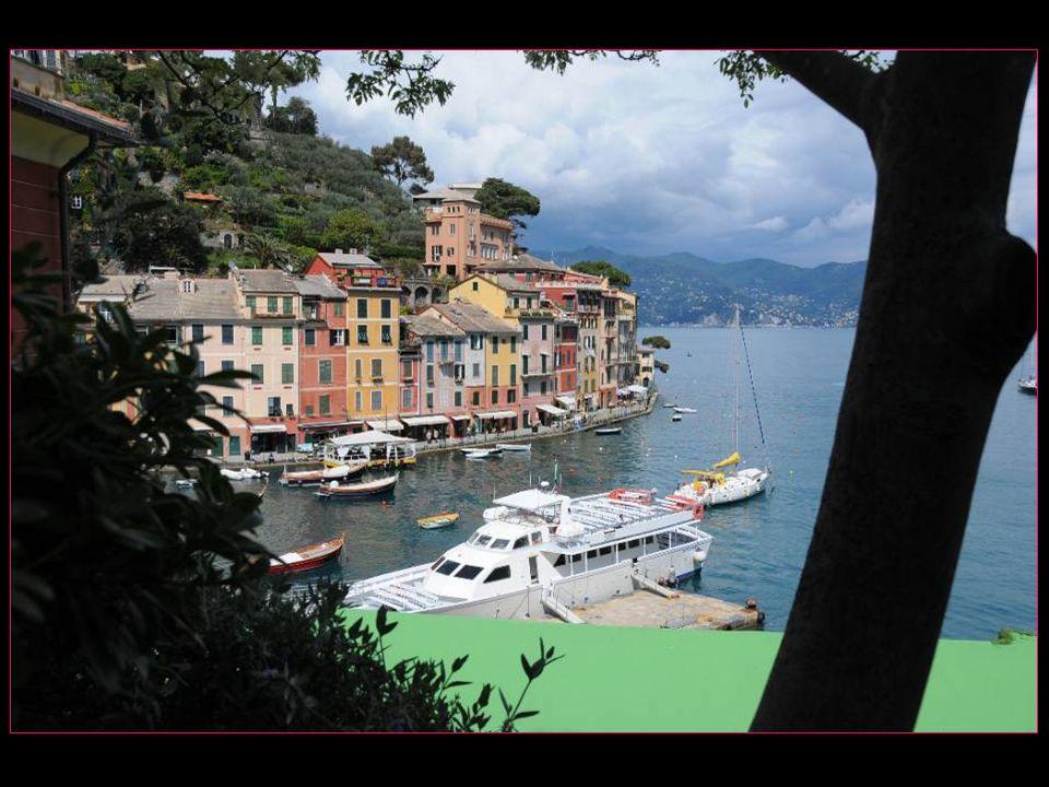 Le Promontoire de Portofino est un site protégé et nest accessible quà pied grâce à de nombreux sentiers très agréables