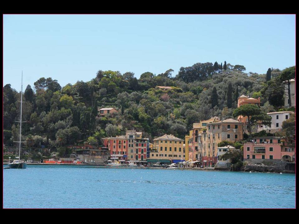 Portofino est à lintérieur du Parc naturel régional de Portofino avec 6 autres communes