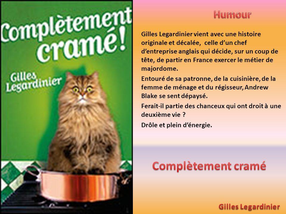 Gilles Legardinier vient avec une histoire originale et décalée, celle dun chef dentreprise anglais qui décide, sur un coup de tête, de partir en France exercer le métier de majordome.