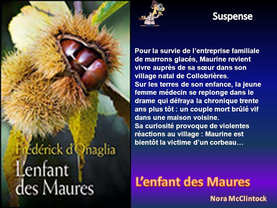 Pour la survie de lentreprise familiale de marrons glacés, Maurine revient vivre auprès de sa sœur dans son village natal de Collobrières. Sur les ter