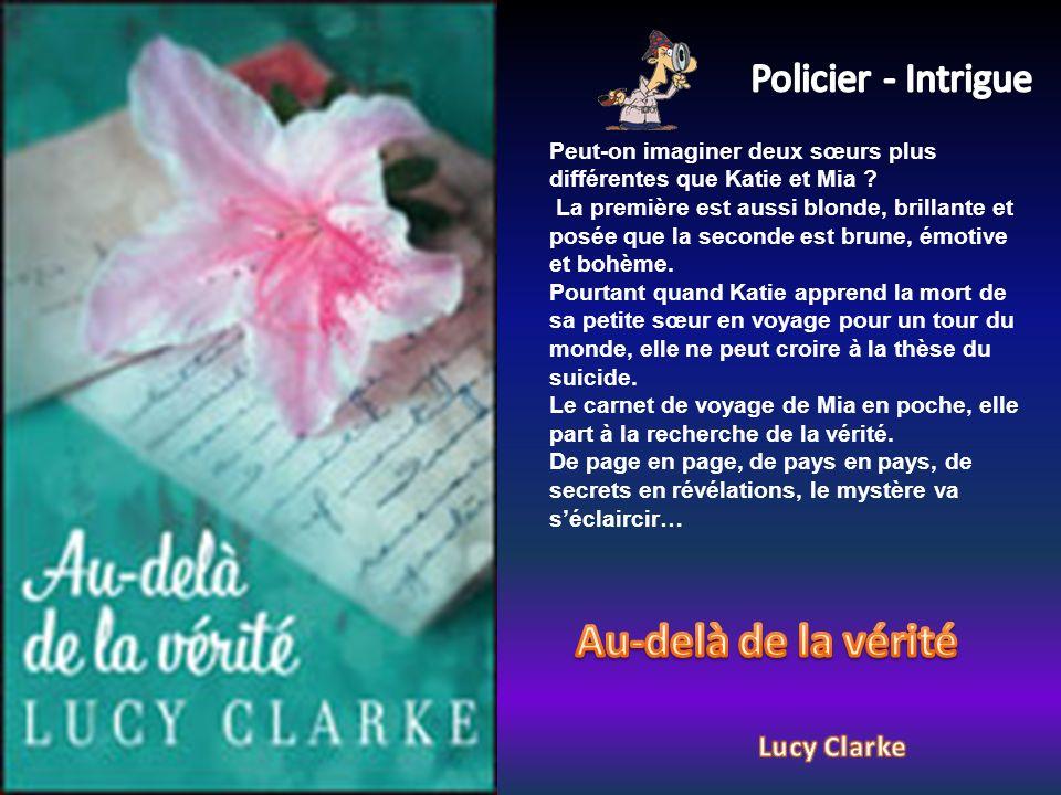 Lily rentre brusquement à New York quand sa sœur, Claudia, est retrouvée noyée dans sa baignoire, le jour de lanniversaire du suicide de leur mère.