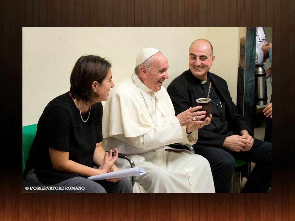 El papa Francisco visitó el pasado 10 de Septiembre el Centro de Refugiados Astalli de Roma, que gestiona el Servicio Jesuita a los Refugiados.