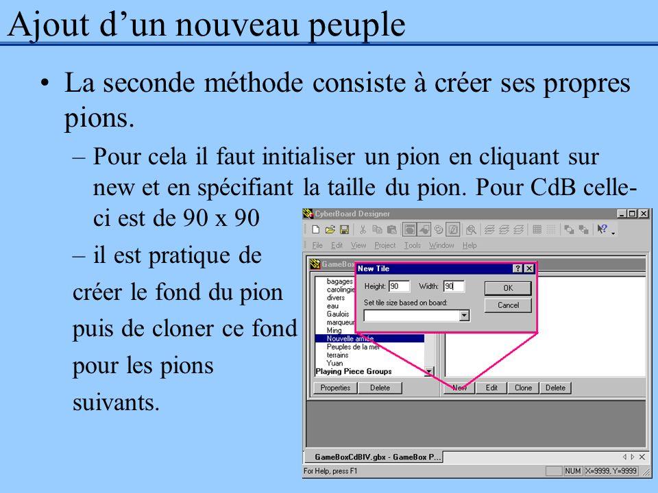 Déroulement dune partie Léchange de tour se fait par lintermédiaire de fichier.gmv.