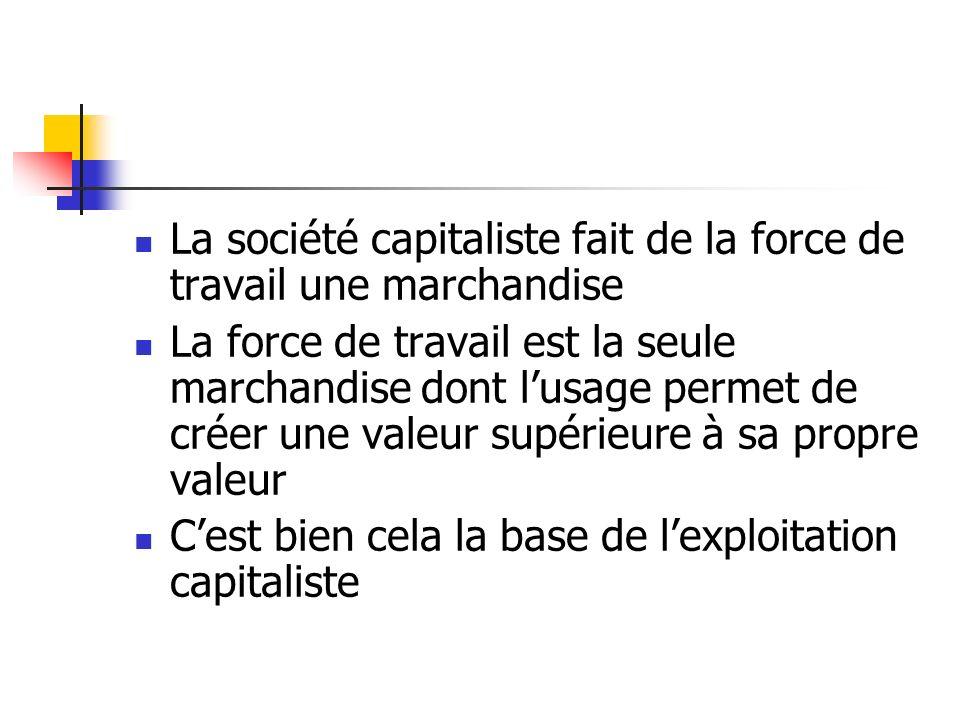16 Deuxième point Formation des salaires dans le contexte de la mondialisation