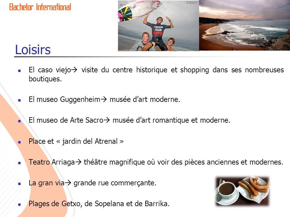 Loisirs El caso viejo visite du centre historique et shopping dans ses nombreuses boutiques.