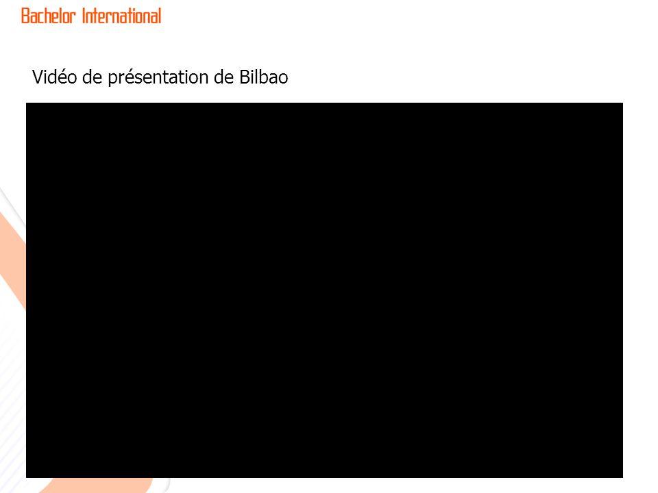 Vidéo de présentation de Bilbao