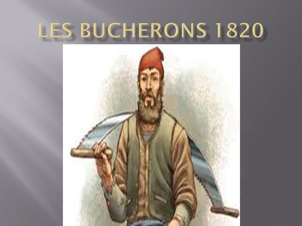 HACHE DE 1820: SCIE DE NOS JOURS: (2013)