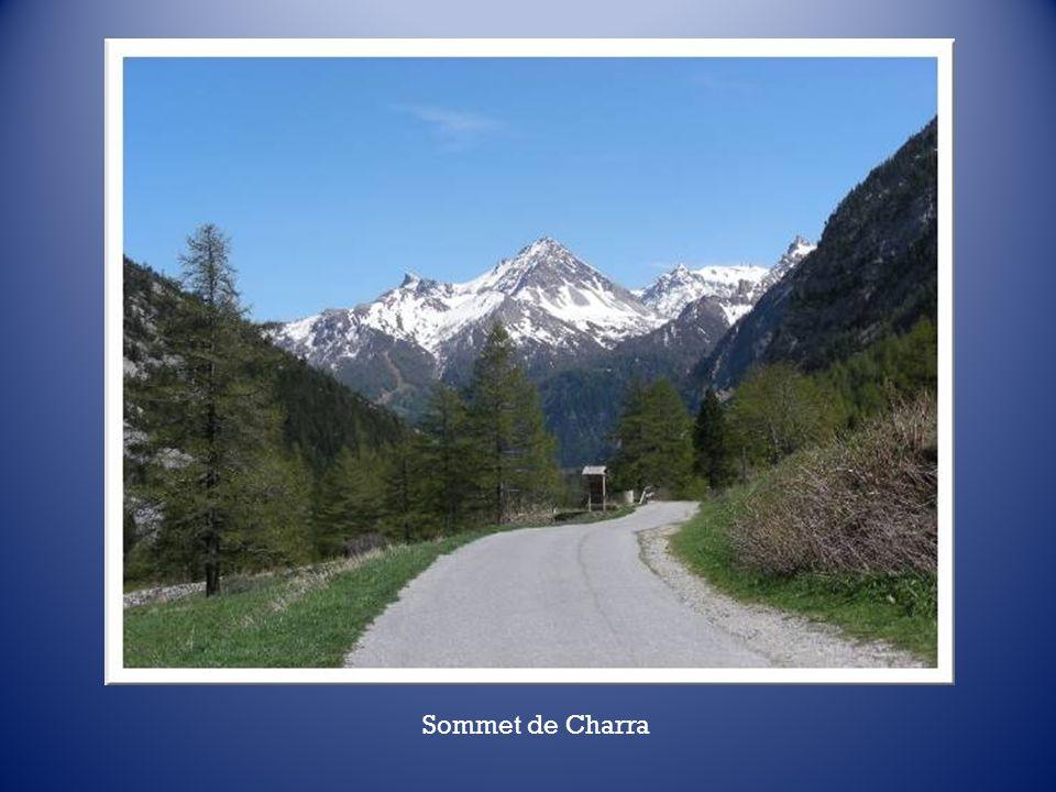Sommet de Charra