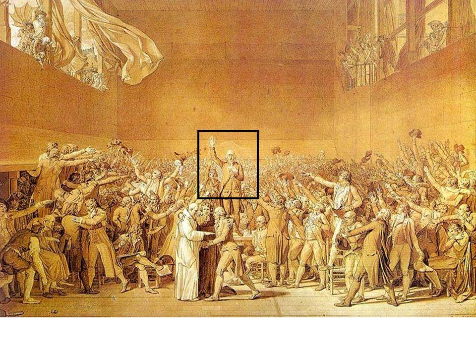 Rabaut St-Etienne, pasteur protestant Que peut-on dire des 3 personnages.