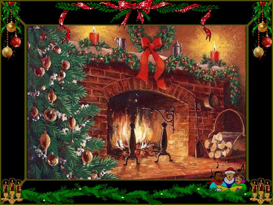 Bien des peuples se rassemblent Pour fêter tous ensemble Dans le joie de Noël Cette divine lumière