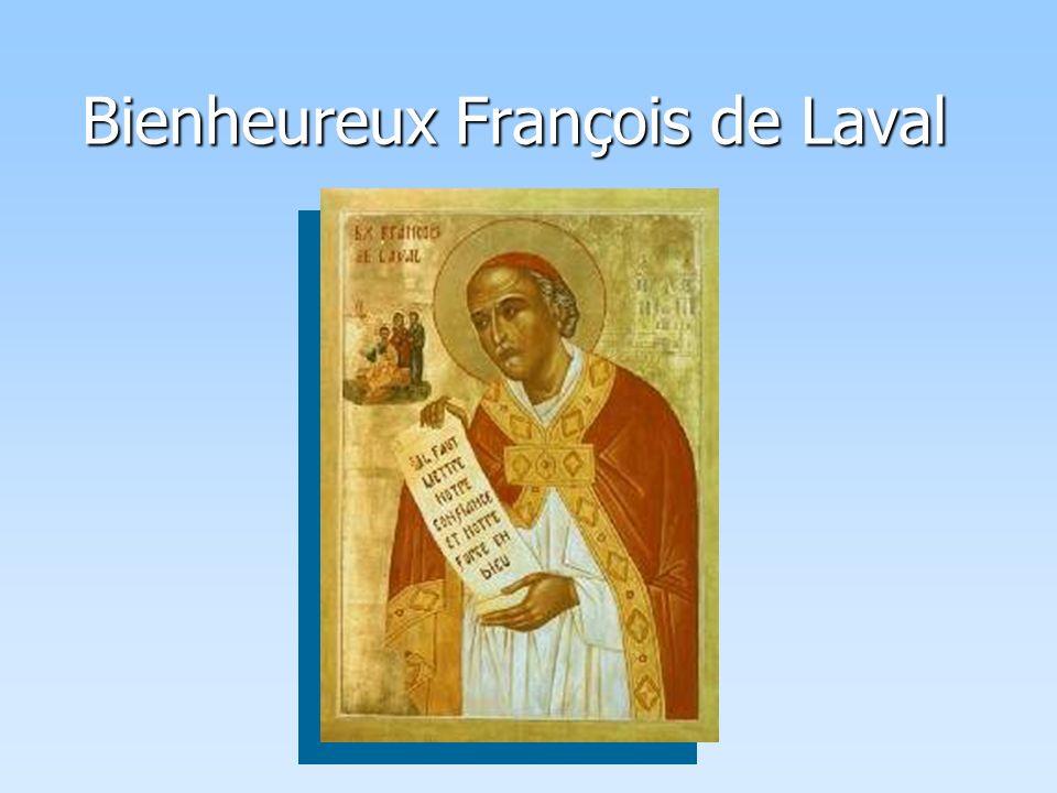 Bienheureux François de Laval