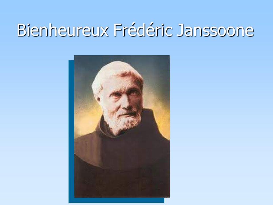 Bienheureux Frédéric Janssoone