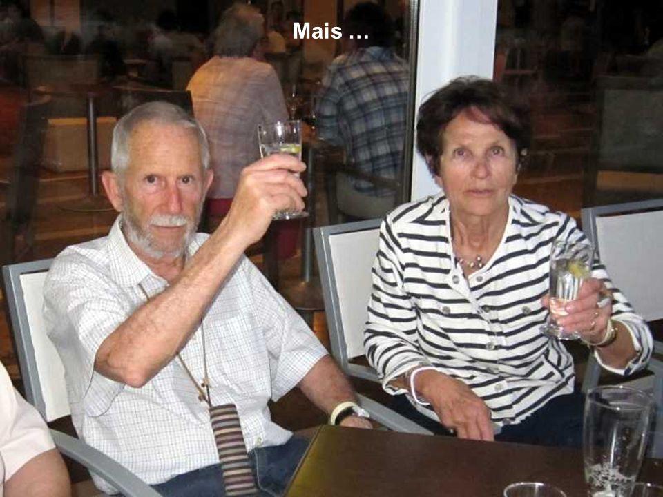 Pour linstant, peu de verres devant eux …
