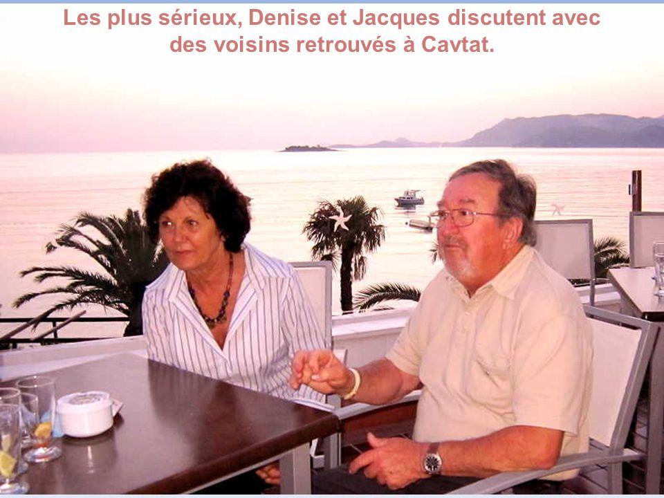 On dirait que du côté de Jeannine et Paul, cela ne va pas mal aussi !