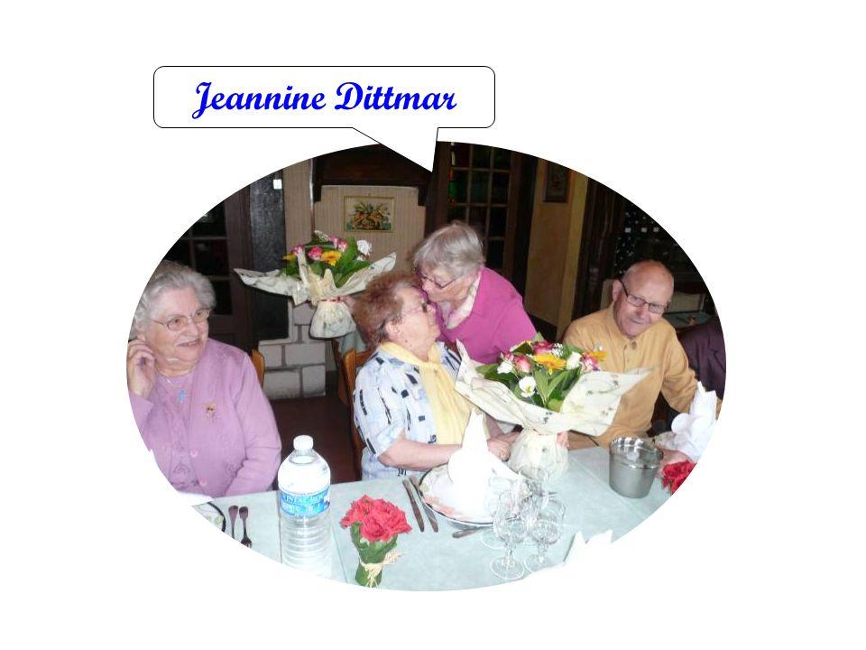 Jeannine Dittmar