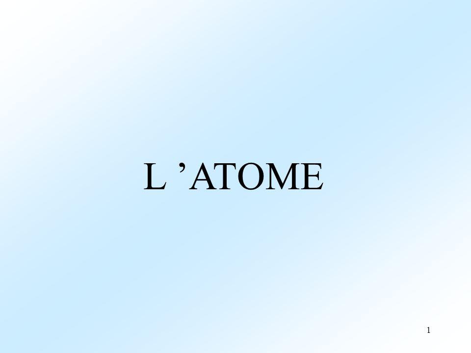 1 L ATOME