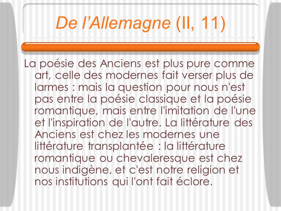 Science et littérature Influence considérable sur les romanciers (Balzac), la critique littéraire et lhistoire (Taine, Brunetière)