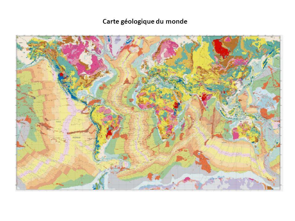 III - Un raccourcissement de la croute continentale à lorigine des reliefs Pelvoux, Massif des Ecrins