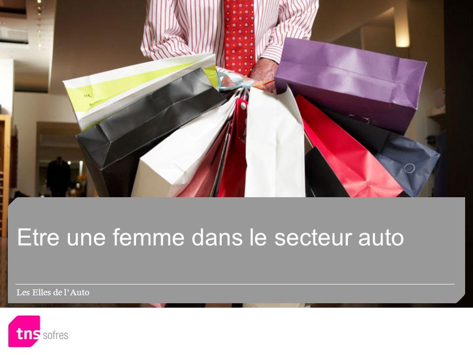 Les Elles de lAuto Etre une femme dans le secteur auto