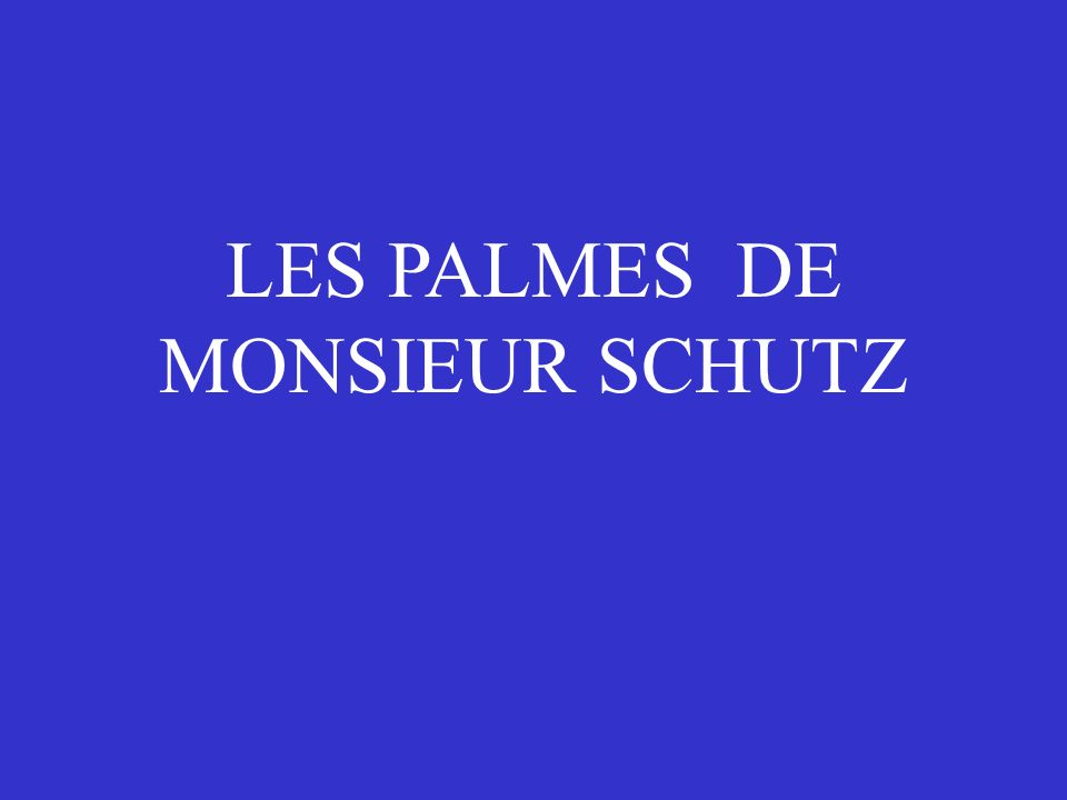 En cette toute fin du 19ème siècle, Pierre Curie coulerait des jours paisibles et studieux dans son laboratoire de lEcole de Physique et Chimie de Paris, si le directeur de lécole, Monsieur Schutz, obsédé par les honneurs, nessayait pas par tous les moyens de lui extorquer des communiqués destinés à faire bonne impression sur les membres de lAcadémie des Sciences, afin dobtenir, pour son compte personnel, les prestigieuses Palmes Académiques…