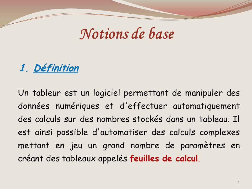 42 La fonction RANG: =Rang (nombre; référence; ordre) Cette fonction revoie le rang dun nombre dans une liste darguments: sa taille est relative aux autres valeurs de la liste.