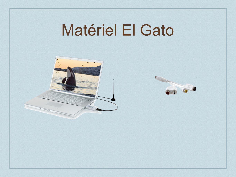 Matériel El Gato