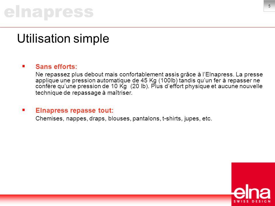 16 Matériel disponible Site Internet exclusivement elnapress (disponible ultérieurement) elnapress