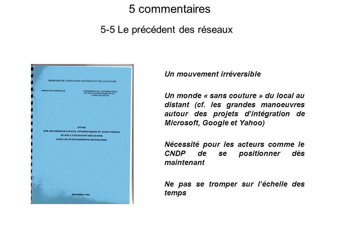 18 Un mouvement irréversible Un monde « sans couture » du local au distant (cf.
