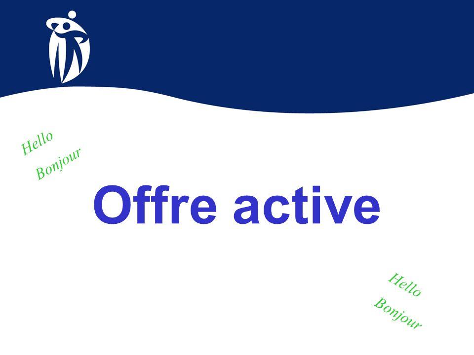 Offre active Hello Bonjour Hello Bonjour
