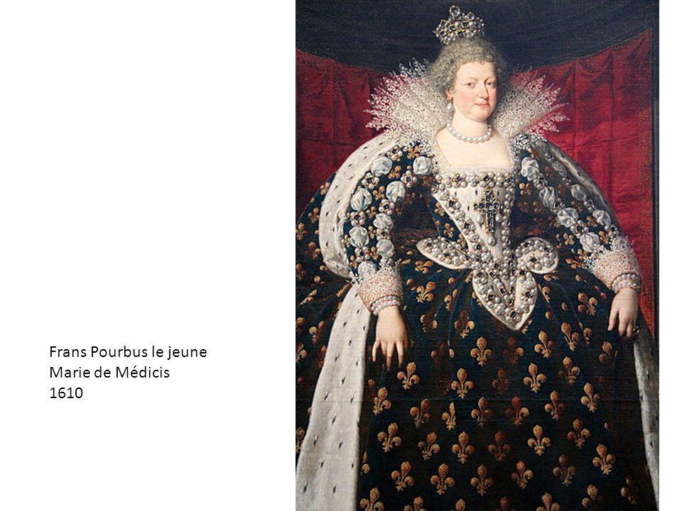 Frans Pourbus le jeune Marie de Médicis 1610