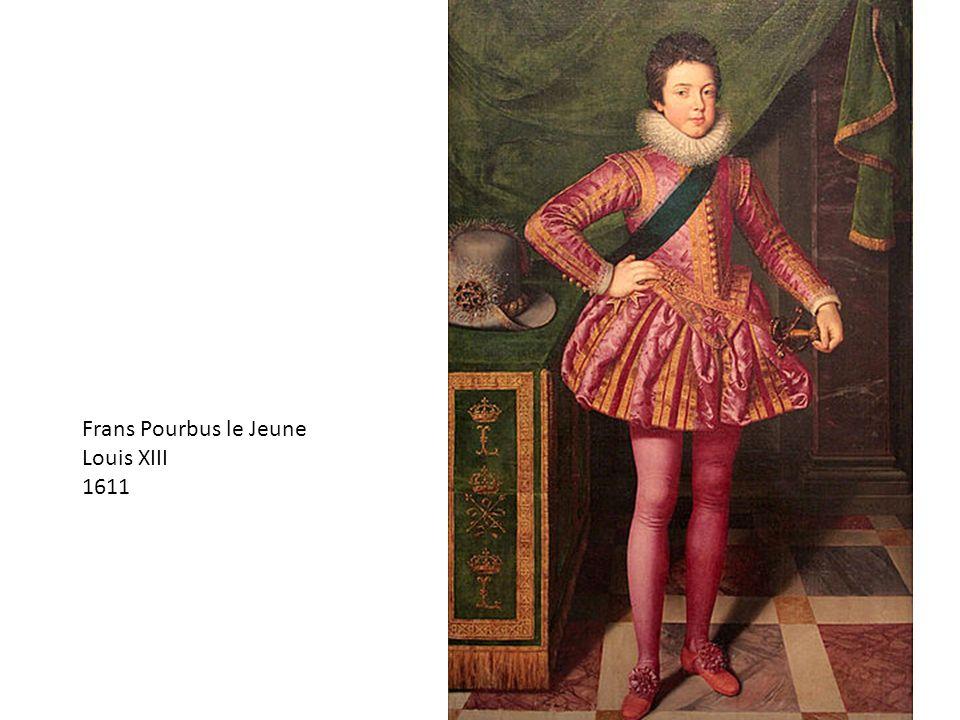 Frans Pourbus le Jeune Louis XIII 1611