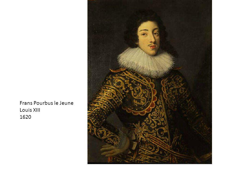 Frans Pourbus le Jeune Louis XIII 1620