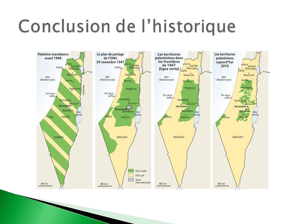 Résolutions de lONU 181, 242, 338, 2535, 3236… Traités de paix, accords, feuille de route… « Nous allons nous adresser à toutes les organisations internationales relevant de lONU et à ses agences pour obtenir ladhésion de lÉtat de Palestine.
