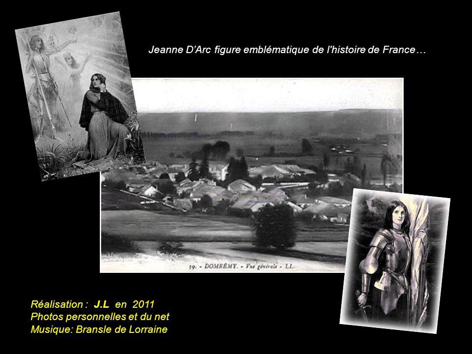 Autre histoire qui nous ramène à Jehanne des Armoises… Jeanne ne serait pas la fille de Jacques dArc mais serait une fille bâtarde de la reine de Fran
