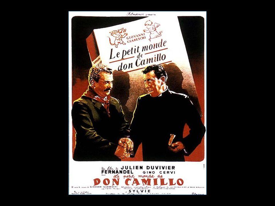 Brescello a servi de décor naturel au réalisateur Julien Duvivier pour le tournage des deux premiers films de la série : Le Petit Monde de don Camillo