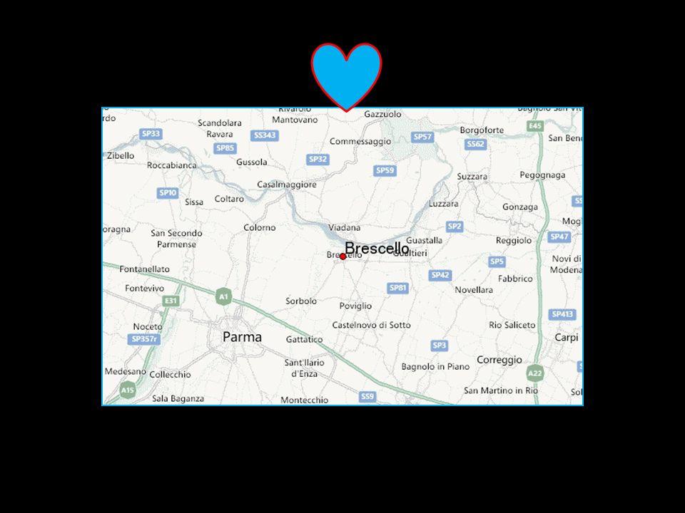 Brescello commune de 5200 habitants située dans la Province de Reggio dEmilie en Emilie-Romagne