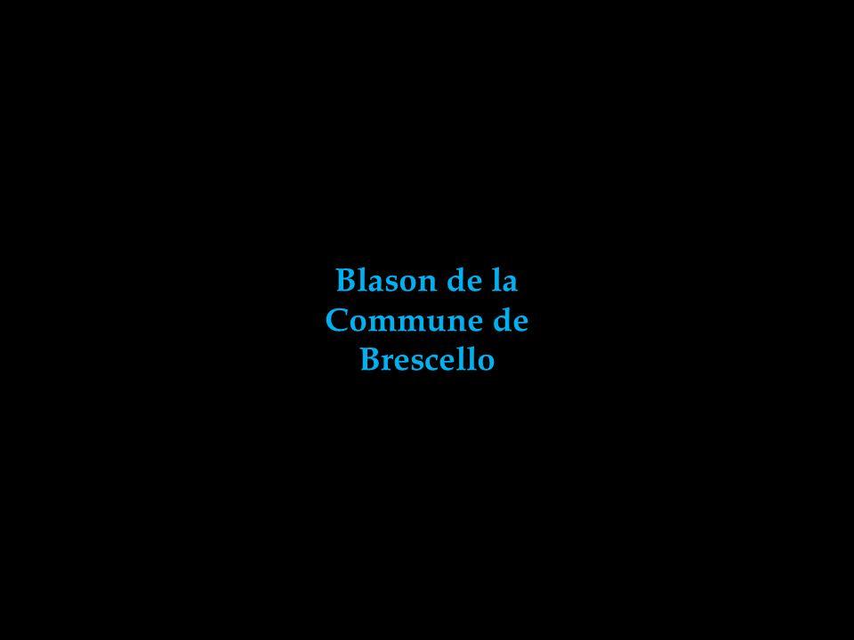 Blason de la Commune de Brescello