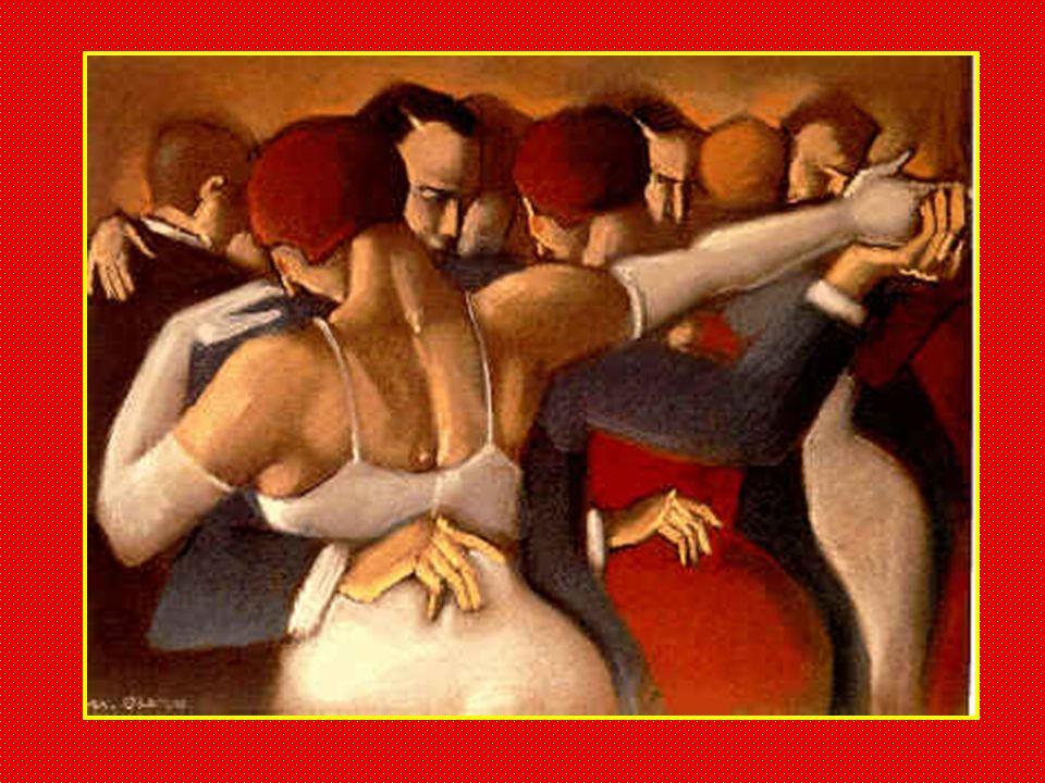 Jai souvenir de certains tangos, où nos corps unis par le même idéal, furent portés sur les ailes de la Musique et du Désir.